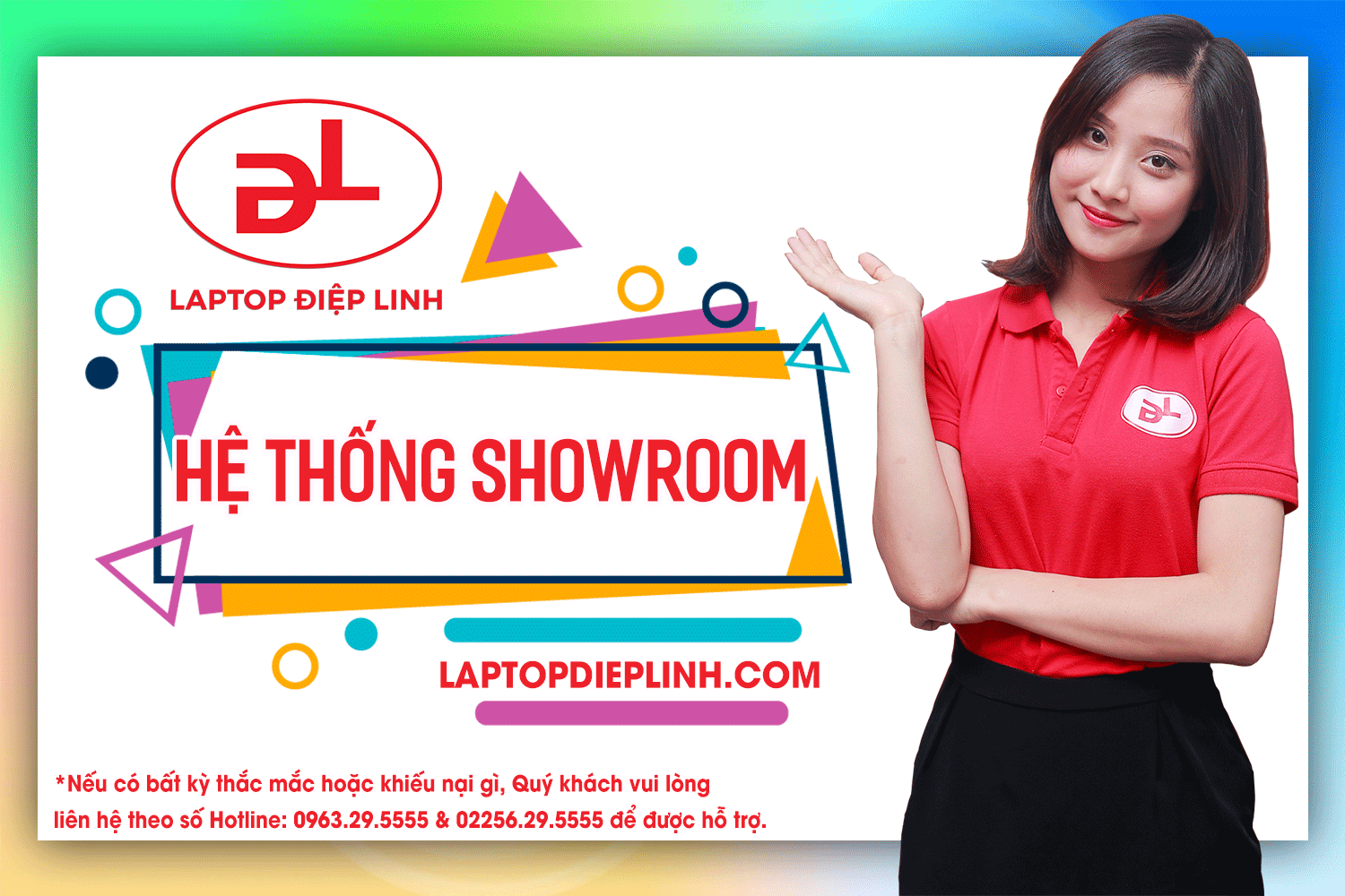Hệ thống showroom